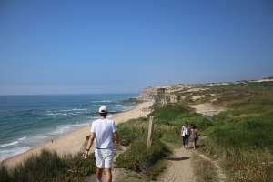 santa cruz portugal trekking