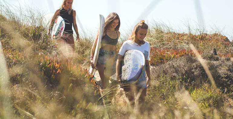 September and October – your best surf months in Portugal