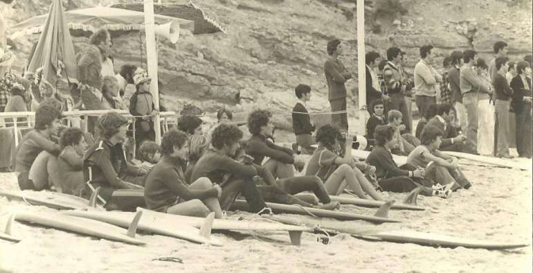 The Birth of Surfing In Portugal