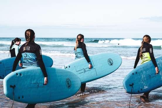 surf lesson 3-2