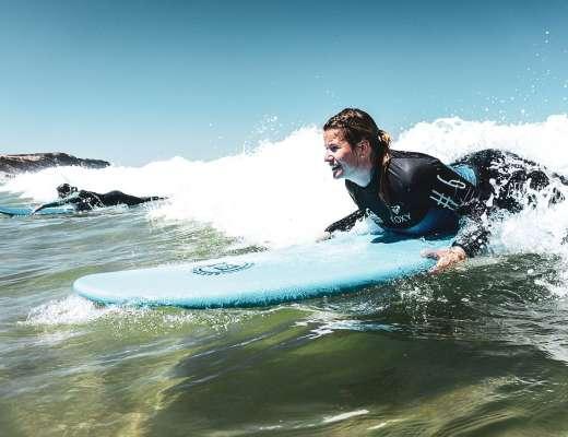surf lesson 4-2