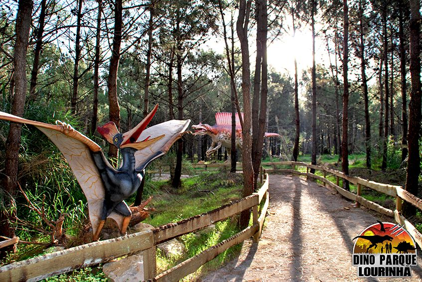 dinossaur park portugal